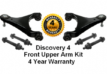 KIT647 Front Upper Arm Kit Discovery 4